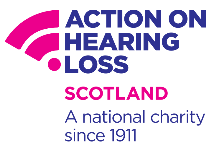 Action on Hearing Loss Scotland logo (cropped)